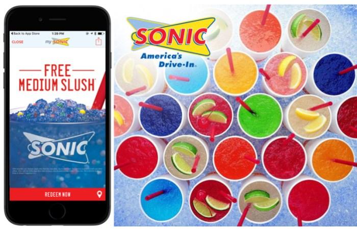 Sonic Slush