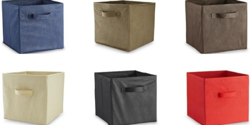 Kmart: Essential Home Storage Bins Only $2.99 Each (Regularly $4.99)