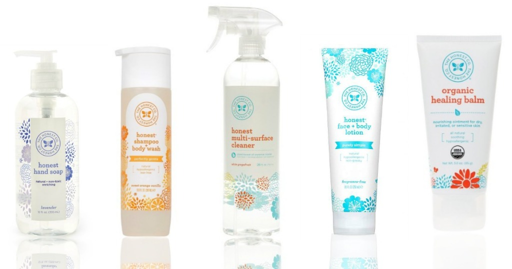 5 baby toiletry products