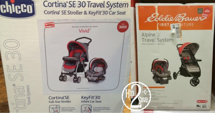 ced46d04a757 Target Clearance  Chicco Cortina SE 30 Travel System Possibly Only  149.98  (Reg.  299.99)   MORE - Hip2Save