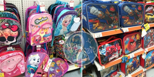 Head to ToysRUs and Snag a Lunch Kit AND Backpack for ONLY $12.99!? WOW! 😮