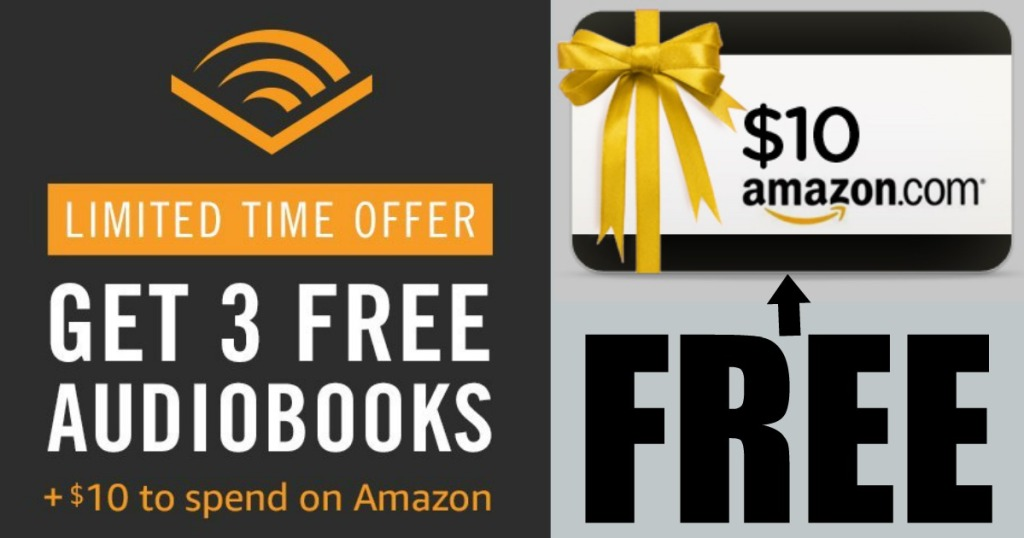 audio books free amazon prime