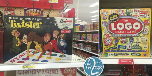 Target Toy Clearance (Save on Board Games, Fisher Price, LEGO Duplo Sets & More)