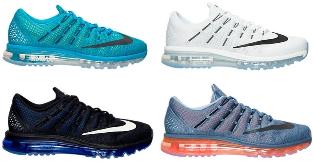 huge selection of 9bc59 53452 Men s Nike Air Max 2016 Running Shoes