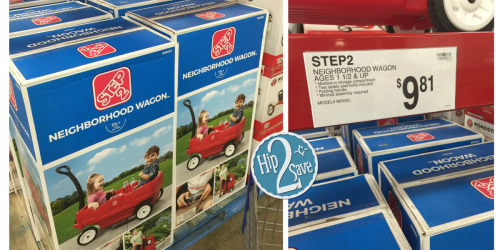 Sam's Club Reader Finds: Step2 Neighborhood Wagon Only $9.81 + MORE