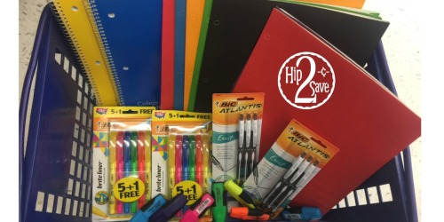 Score 20 School Supplies for $6 at Walgreens (Makes Each Item Just 30¢)