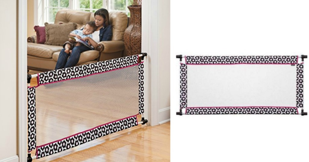 Walmart Evenflo Soft N Wide Easy Install Baby Gate Only