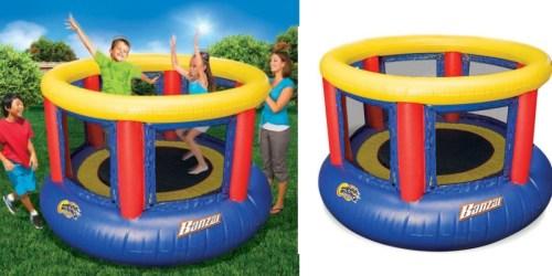 Walmart: Banzai 96″ Mega Bounce Trampoline Only $139 Shipped (Regularly $199.99)