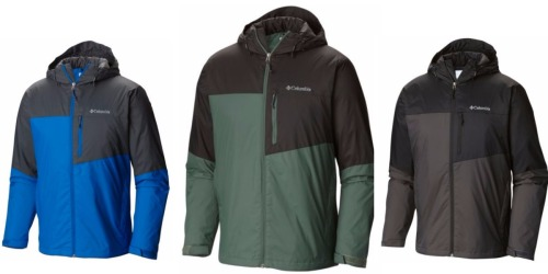 Columbia Men's Straight Line Insulated Jacket Only $44.98 Shipped (Regularly $90)
