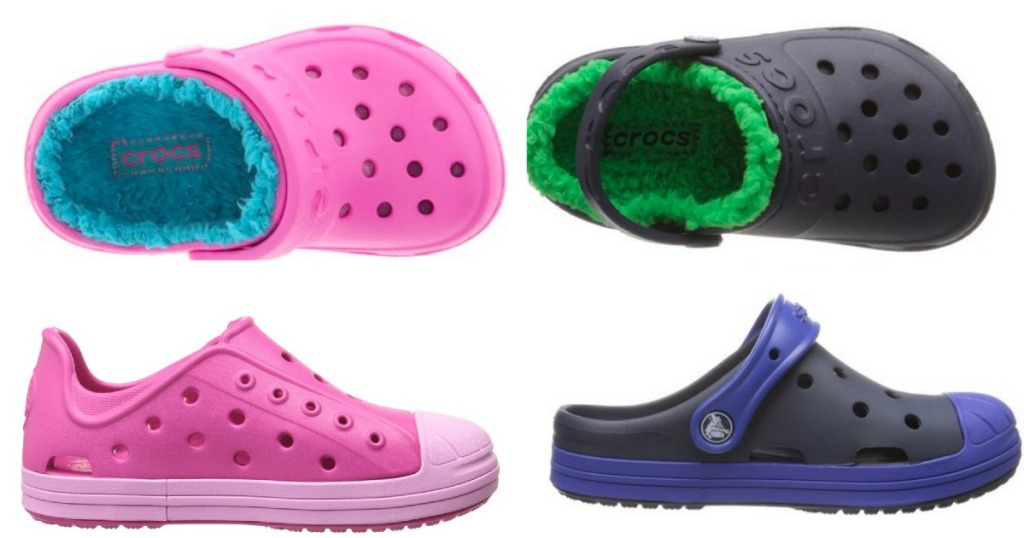 863d66ad5 Amazon  50% Off Crocs Shoes Today Only - Hip2Save