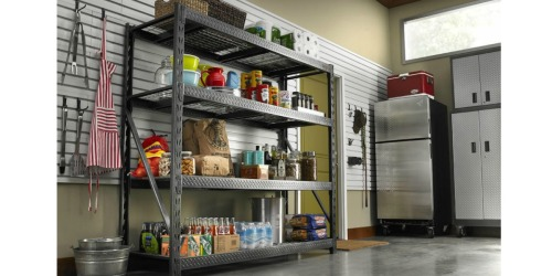 Sears: 50% Back in Shop Your Way Points w/ Craftsman or Gladiator Garage Organization Items