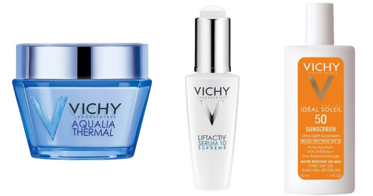 graphic about Vichy Coupon Printable identify Large Great importance $7/1 Vichy Pores and skin Treatment Coupon \u003d Pleasant Discounts at