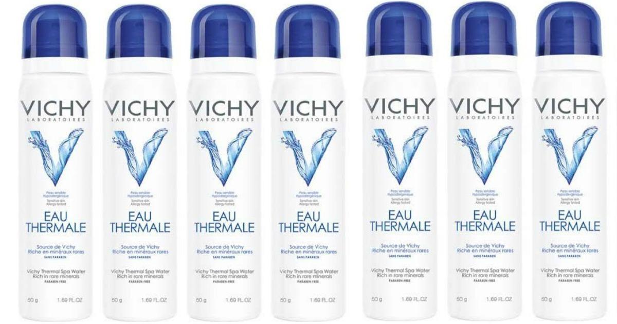 image regarding Vichy Coupon Printable titled CVS: No cost Vichy Thermal Spa Drinking water Items Beginning 9/11