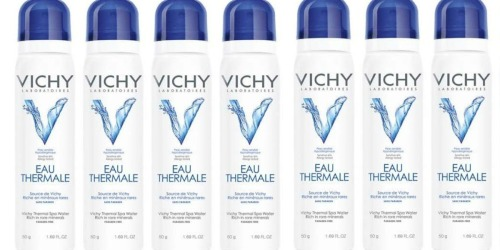 CVS: FREE Vichy Thermal Spa Water Products Starting 9/11 – Print Your Coupons Now
