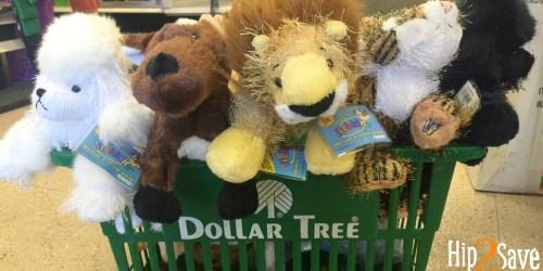 Dollar Tree: WebKinz Plush Animals ONLY $1