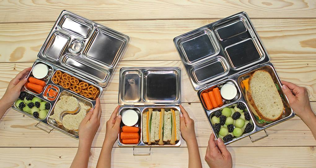 PlanetBox metal lunchboxes