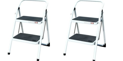 Walmart.com: AmeriHome Two-Step Utility Stool Only $24.99 (Regularly $54)