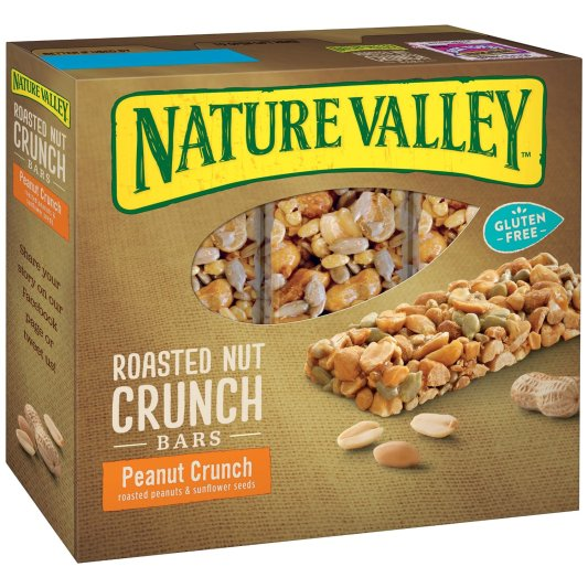 Nature Valley Nut Crunch