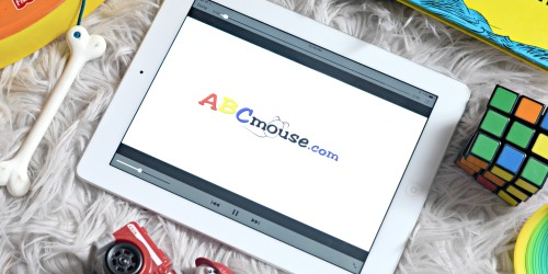 ABCmouse: ONLY $3.75 Per Month for Over 7,000 Learning Activities & Lesson Plans