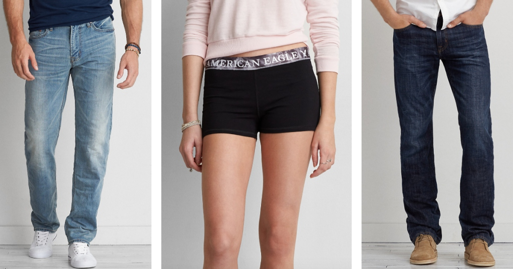 92eedd1f7d89 American Eagle Outfitters  Up to 60% Off End of Summer Sale   BIG Savings  on Jeans
