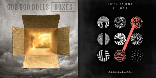 Google Play: 99¢ Album Sale – Disturbed, Goo Goo Dolls, TwentyOne Pilots & More
