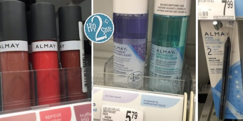 High Value $5/2 Almay Items Coupon (Makes for BIG Savings at Walgreens & Target)
