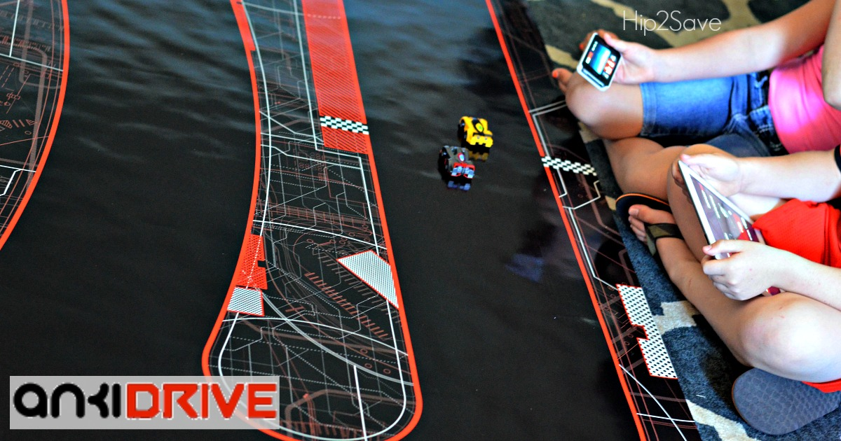 Anki Drive Racing Game Review