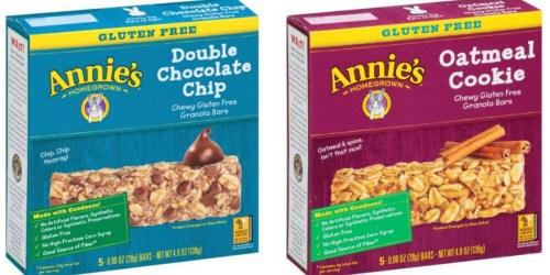 Amazon: Nice Savings on Annie's Gluten-Free Bars & Kashi Cereals