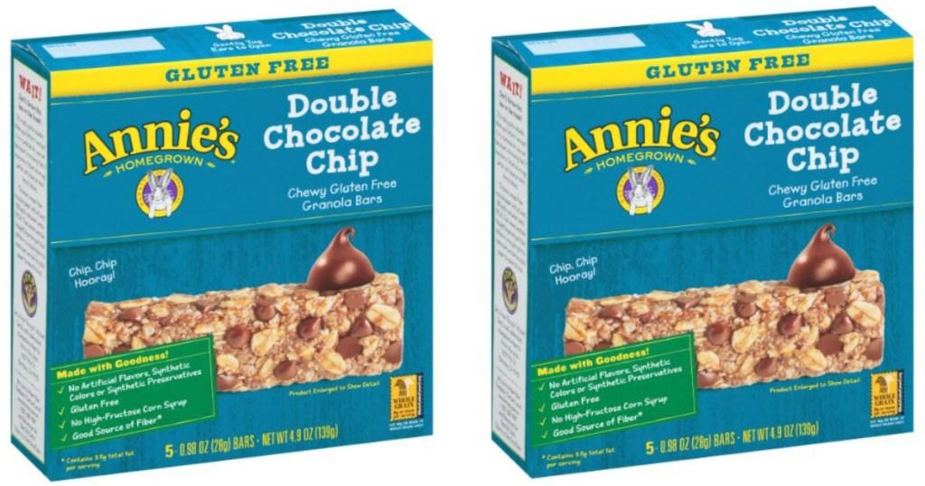 annie's granola bars