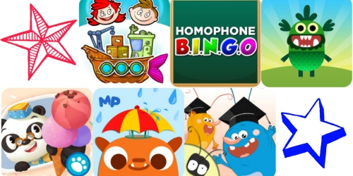 Get Ready for School with 12 FREE Kids' Apps!