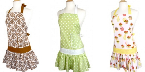 Flirty Aprons: Girl's Sadie Aprons Only $9.76 Shipped (Regularly $19.95)