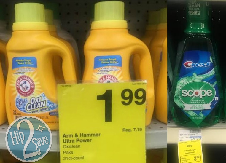 Arm & Hammer and Scope
