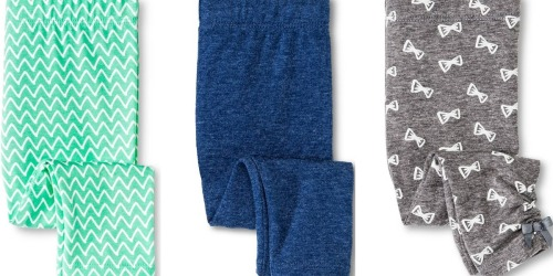 Target.com: Extra 20% Off Kids' Clearance Clothing – Baby Girls' Knit Pants As Low As $2.52 & More