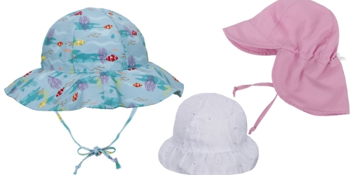 Amazon: 30% Off Simpli Kids Hats = Floppy Wide Brim Sun Hats Only $9.09