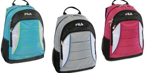 Kohl's Cardholders: FILA Horizon Backpacks Only $12.59 Shipped (Regularly $40)