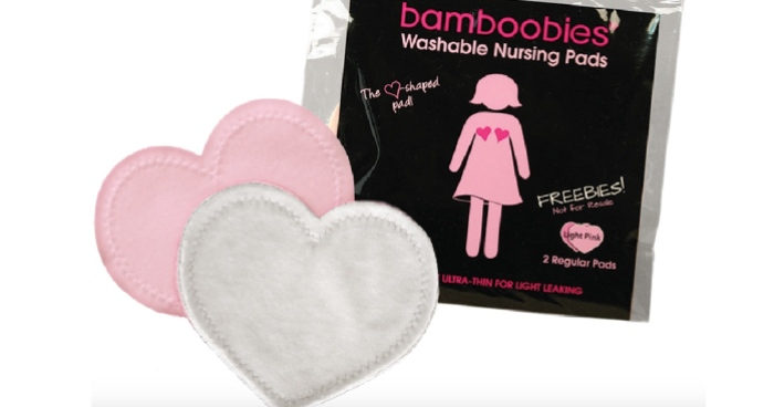d509fd3604fe2 FREE Bamboobies Washable Nursing Pads (Just Pay Shipping of  2.99 ...