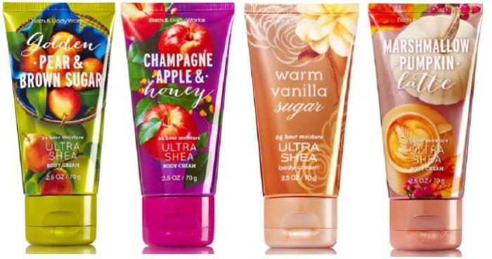 Bath & Body Cream
