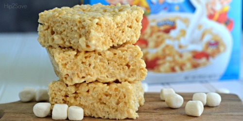 Take Your Rice Krispies Treats to the Next LEVEL