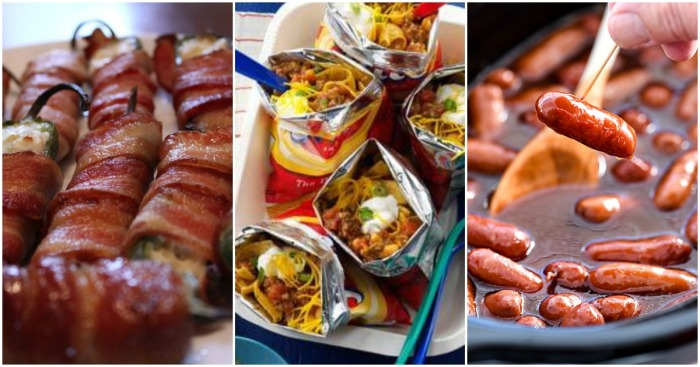 Best Tailgating Recipes