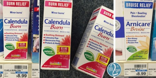CVS: Better Than FREE Boiron Calendula Burn Cream and Arnicare Bruise Gel