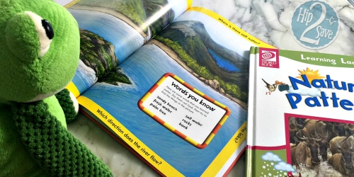 World Book New Explorers Hardcover Book ONLY $1 Shipped ($12.50 Value)