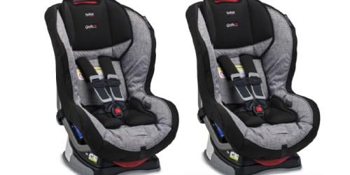 Amazon: Britax Marathon G4.1 Car Seat Only $173 Shipped (Regularly $289.99)