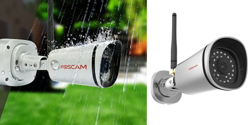 Amazon: Foscam Wireless Outdoor HD Security Camera Only $79.99 Shipped (Regularly $99.99)