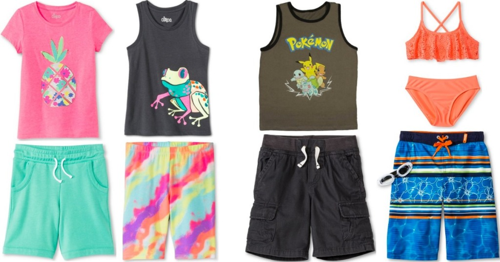 2d59cf13a8d Target.com  Extra 20% Off Kids  Clearance Clothing (Ends Tonight ...