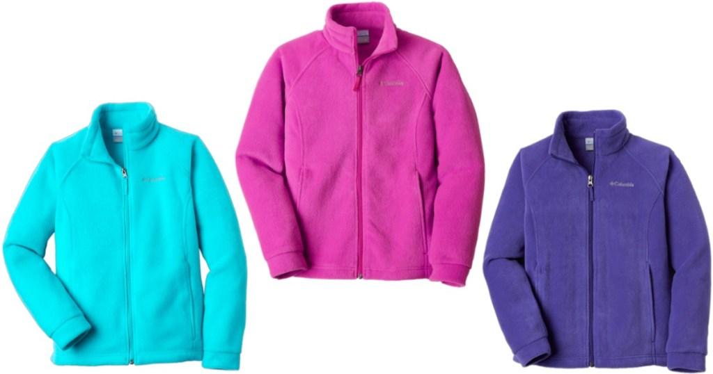 Columbia Girls' June Lake Fleece Jacket