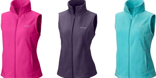Women's Columbia Benton Springs Vest Just $19.90 Shipped (Regularly $45) + More