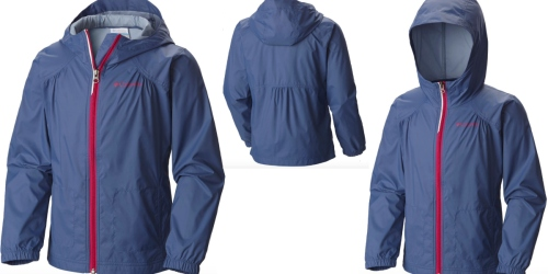 Columbia Toddler Girls' Switchback Rain Jacket Just $12.90 Shipped (Regularly $40)