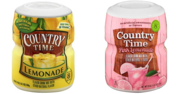 Country Time Lemonade