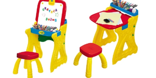 ToysRUs: Crayola Play 'n Fold Art Studio ONLY $25.99 Shipped (Regularly $40.99)