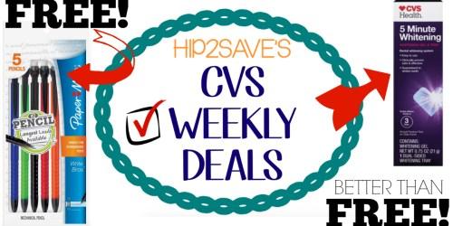 CVS Deals 8/21 – 8/27